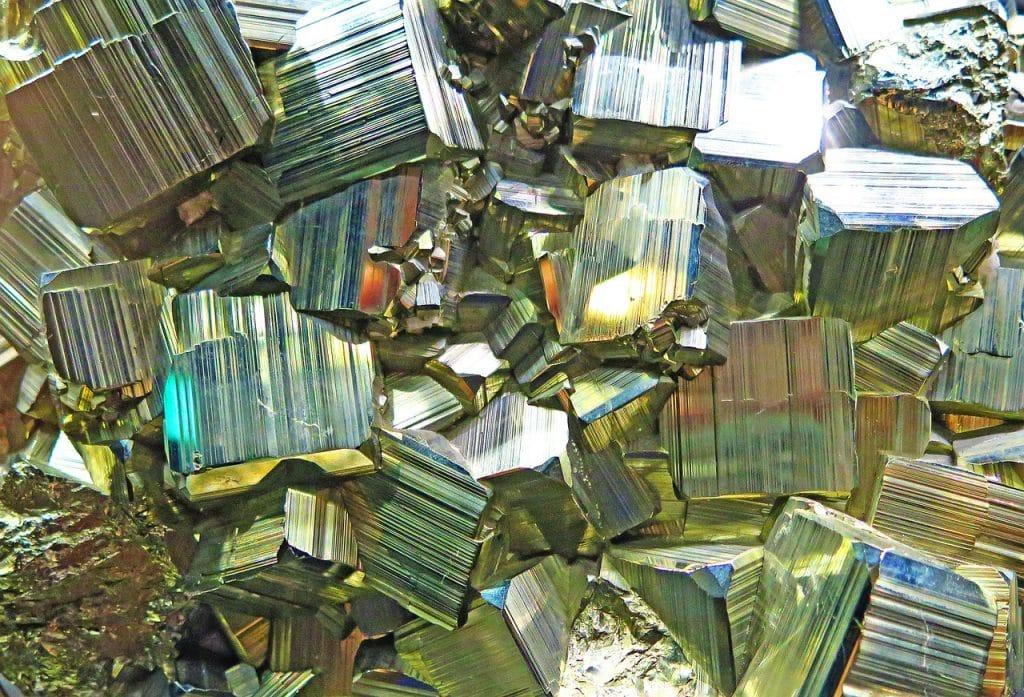 Les pierres d'Onyx